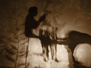 Na sombra de uma origem